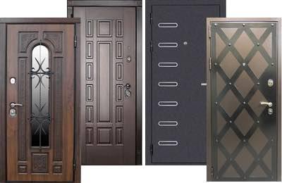 входные двери в Протвино